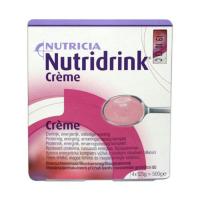 NUTRIDRINK Creme s příchutí lesního ovoce 4 x 125 g