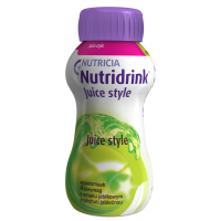 NUTRIDRINK Juice style jablečná příchuť 4 x 200 ml