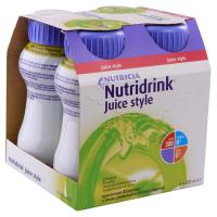 NUTRIDRINK Juice Style s příchutí jablečnou 4 x 200ml
