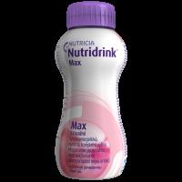 NUTRIDRINK Max s příchutí jahoda 4 x 300 ml