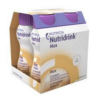 NUTRIDRINK Max  s příchutí kávy 4 x 300ml