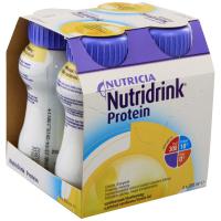 NUTRIDRINK Protein s příchutí vanilkovou 4 x 200ml