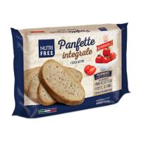 NUTRIFREE Panfette Celozrnný krájený chléb bez lepku 4x85 g