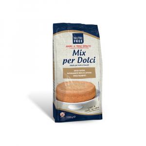 NUTRIFREE Směs na přípravu koláčů bez lepku 1 kg
