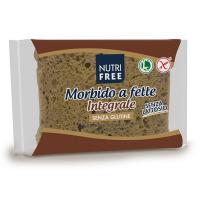 NUTRIFREE Toastový chléb celozrnný bez lepku 125 g