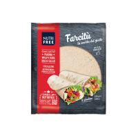 NUTRIFREE Tortilla bez lepku 2x 60 g