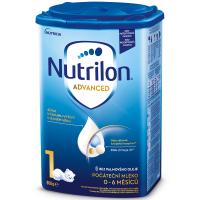 NUTRILON 1 Advanced Počáteční kojenecké mléko od 0-6 měsíců 800 g
