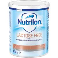 NUTRILON 1 Lactose Free Počáteční kojenecká výživa od narození 400 g
