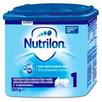 NUTRILON 1 Počáteční kojenecké mléko od 0-6 měsíců 350 g