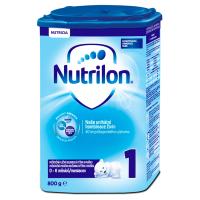 NUTRILON 1 Počáteční kojenecké mléko od 0-6 měsíců 800 g