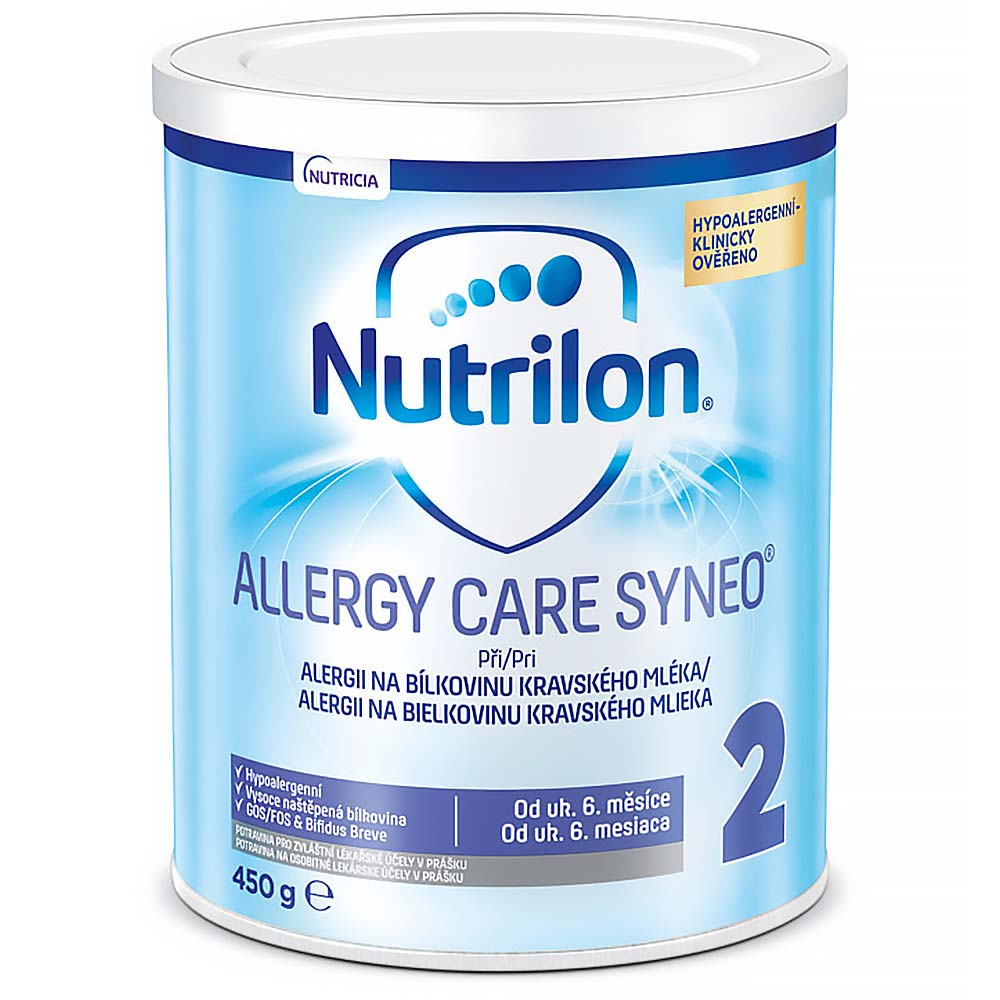 NUTRILON 2 Allergy Care Syneo 450 g