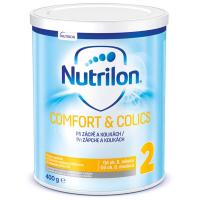 NUTRILON 2 Comfort & Colics Speciální kojenecká výživa od 6.měsíce 400 g