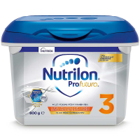 NUTRILON 3 Profutura Pokračovací batolecí mléko od 12-24 měsíců 800 g