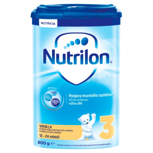 NUTRILON 3 Pronutra Vanilla 800 g