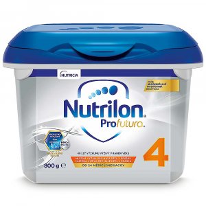 NUTRILON 4 Profutura Pokračovací batolecí mléko od 24 měsíců 800 g