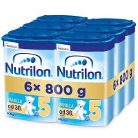 NUTRILON 5  Vanilla Dětské mléko od 36.měsíce 6x 800 g