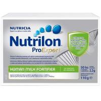 NUTRILON Human Milk Fortifier Přípravek k mateřskému mléku od narození 50x2.2 g