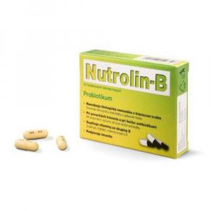 NUTROLIN-B kapsle 20 želatinových tobolek