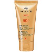 NUXE Sun Opalovací krém na obličej SPF50 50 ml