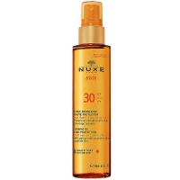 NUXE Sun Bronzující olej ve spreji SPF30 150 ml