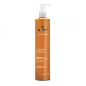 NUXE Reve de Miel Face And Body Rich Cleansing Gel 400 ml