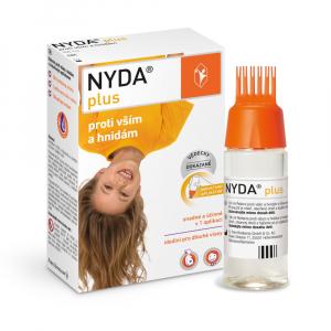 NYDA Plus proti vším a hnidám 100 ml