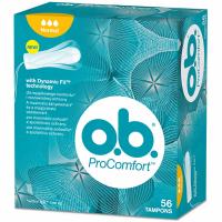 O.B. ProComfort Normal tampony 56 ks