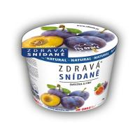 OBEZIN Zdravá snídaně Švestka a fíky 78 g