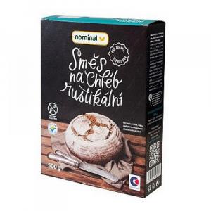 NOMINAL Rustikální směs na chléb bez lepku 500 g