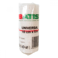 BATIST Universal elastické obinadlo 10cm x 5m 1 kus