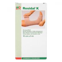 Obinadlo elastické Rosidal K 10cm x 5m 1ks