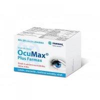 FARMAX Ocumax Plus Farmax 40+20 tobolek ZDARMA