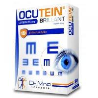 OCUTEIN DA VINCI ACADEMIA  Brillant Lutein 25 mg 30 tobolek
