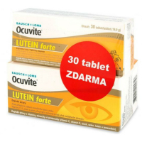 OCUVITE Lutein forte 60 + 30 tablet
