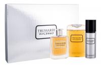 TRUSSARDI Riflesso Toaletní voda 100 ml + Sprchový gel 200 ml + Deodorant 100 ml