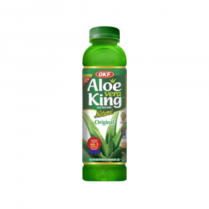 OKF Aloe Vera Drink Natural 500 ml