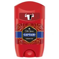 OLD SPICE Tuhý deodorant Captain 50 ml