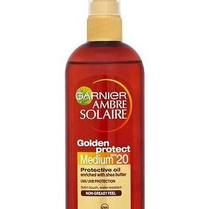 GARNIER Ambre Solaire Olej na opalování OF20  150 ml