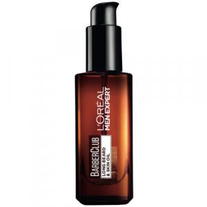 L´OREAL Men Expert Olej pro plnovous a tvář Barber Club 30 ml