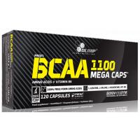 OLIMP BCAA Mega Caps 1100 120 kapslí