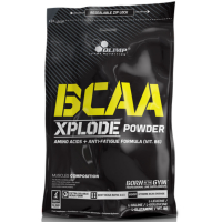 OLIMP BCAA Xplode Jahoda 1000 g