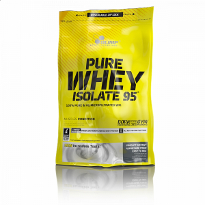 OLIMP Pure Whey Isolate 95 čokoláda 600 g