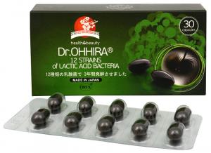 Dr. OHHIRA OMX probiotika 30 kapslí