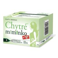 ONAPHARM Chytré miminko 1 methylfolát + vitamin D3 60 tablet
