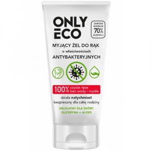 ONLYECO Gel na ruce s antibakteriálními účinky 50 ml