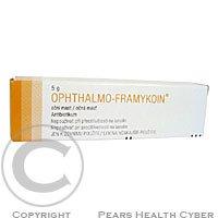 OPHTHALMO-FRAMYKOIN  1X5GM Oční mast