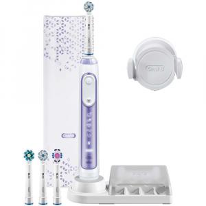ORAL-B Genius 10000N Orchid Purple Elektrický zubní kartáček