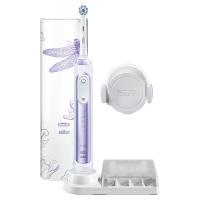 ORAL-B Genius 10000N Special Edition Orchid Purple Elektrický zubní kartáček