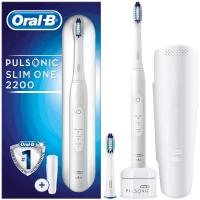 ORAL-B Genius 10200W White Elektrický zubní kartáček