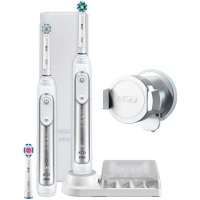 ORAL-B Genius 8900 Cross Action + bonus rukojeť elektrický zubní kartáček